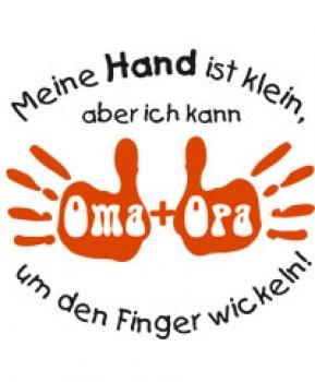 Sprüche Oma | Witziger T Shirt Spruch Meine Hand Ist Klein Aber Ich Kann Oma